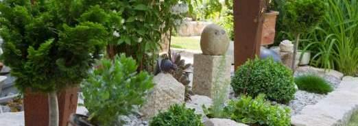 Les petits jardins sans pelouse les conseils magasin vert for Amenagement jardin sans pelouse