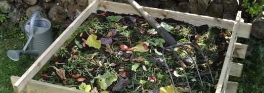 Faire son compost pour recycler ses déchets verts